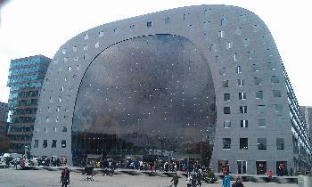 Energiemonitoring Markthal Rotterdam